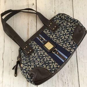 Tommy Hilfiger Signature Handbag EUC